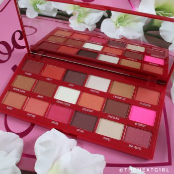 Review: Red Velvet Chocolate palette