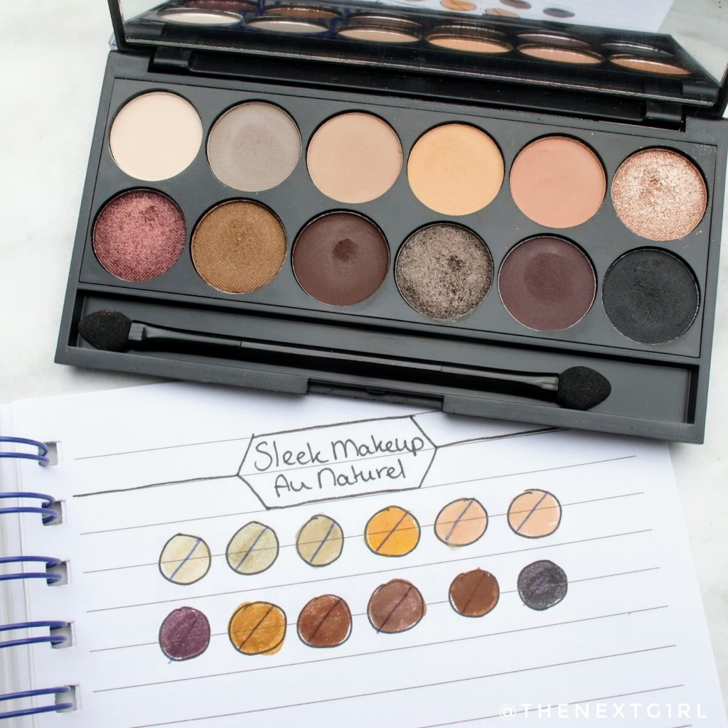 no pan left behind Sleek Au Naturel