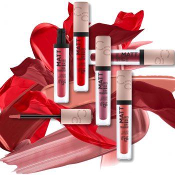 Nieuwsflits: Catrice Liquid Lipsticks