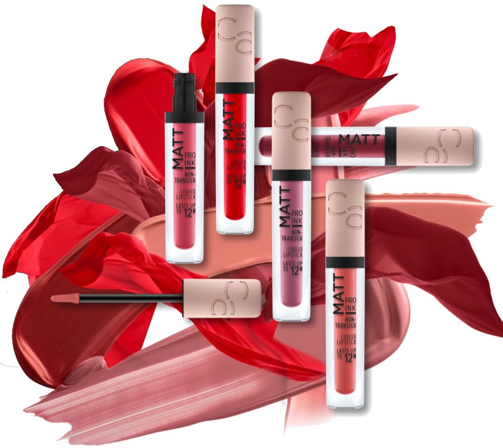 Catrice Matt Pro Ink Non-Transfer Liquid Lipstick square