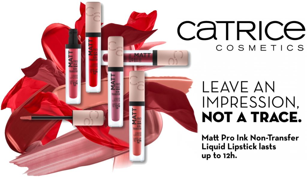 Catrice Matt Pro Ink Non-Transfer Liquid Lipsticks