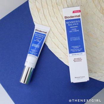 Review: Biodermal Sensitive Balance reinigingsgel en oogcrème