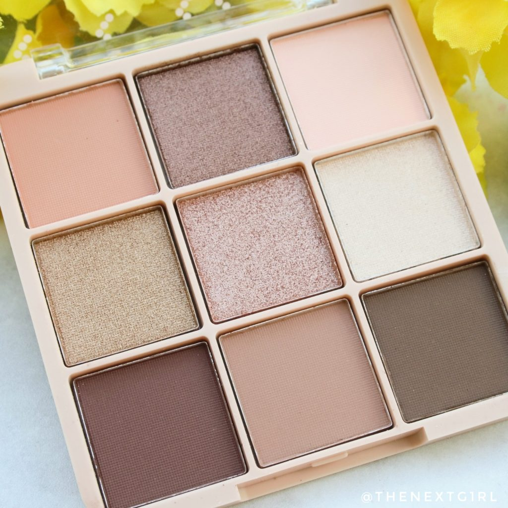 Kruidvat oogschaduwpalette Days Like This Forever Nude