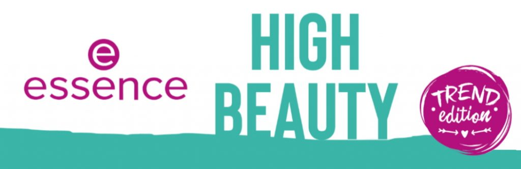 Essence high beauty LE banner zomer 2020