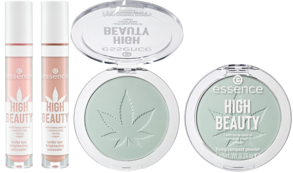 Essence high beauty LE concealer fixing compact powder