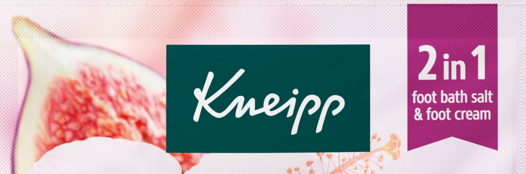 Kneipp Mini Foot Spa banner