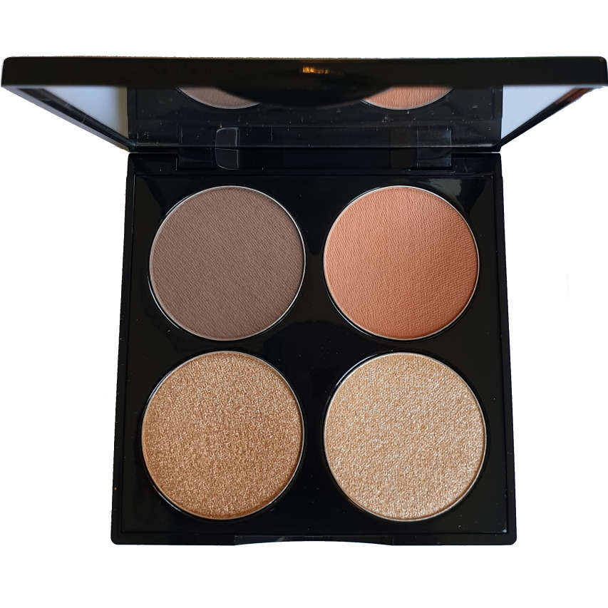 UNG Cosmetics Warm Overheated oogschaduwpalette