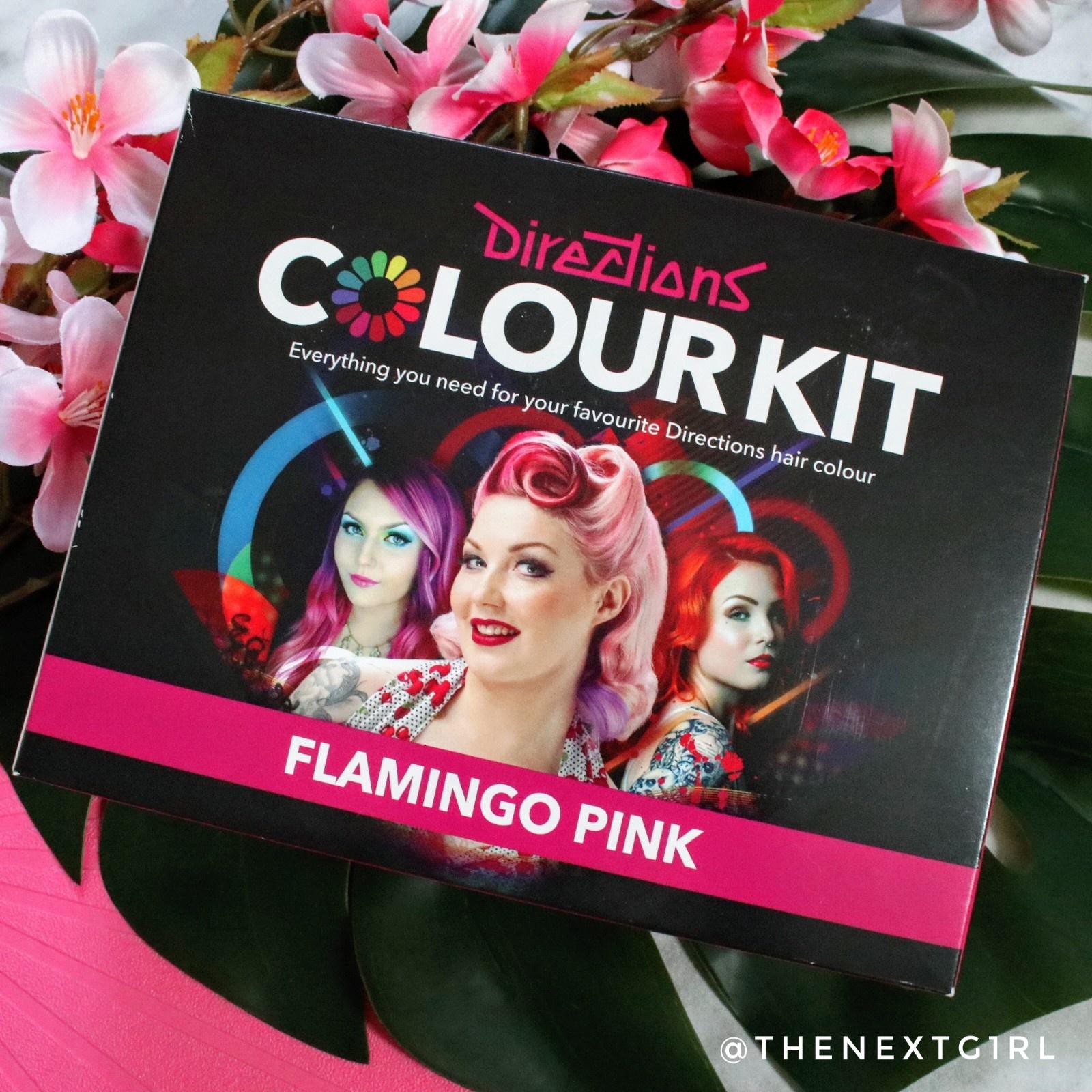 Directions colourkit: Flamingo Pink haarkleuring