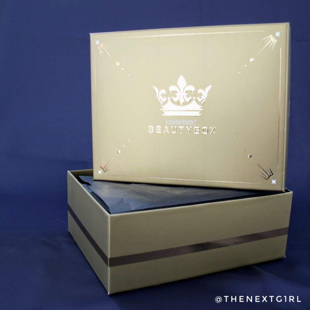 Lookfantastic beautybox The Royal Box