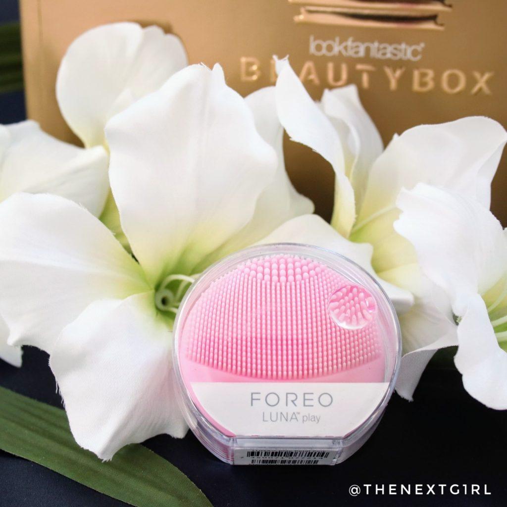 Foreo Luna Play pink #lfbeautybox