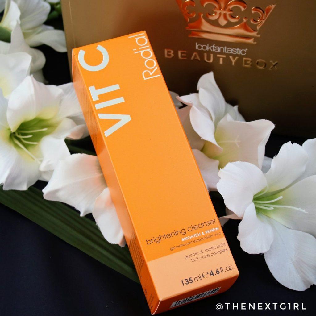 Rodial Vitamine C Brightening Cleanser #lfbeautybox