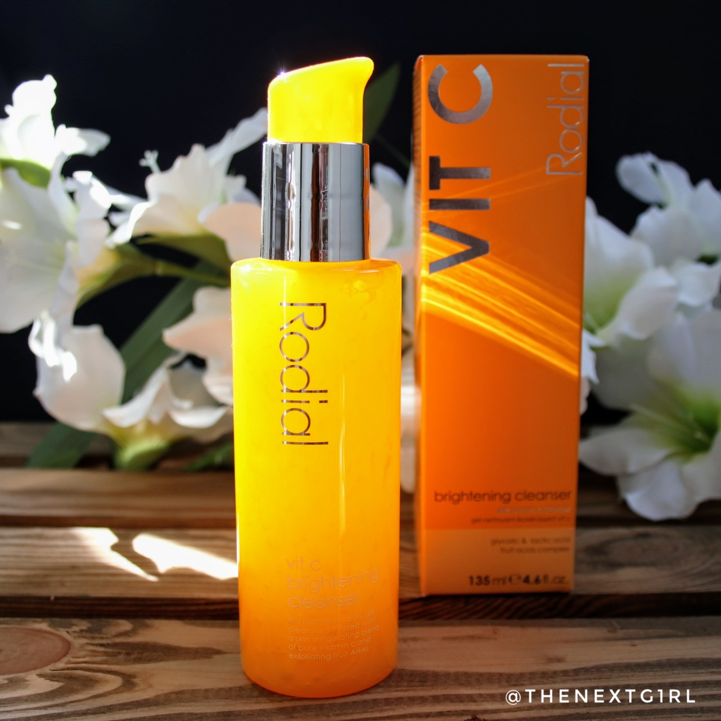 Review: Rodial Vit C brightening cleanser
