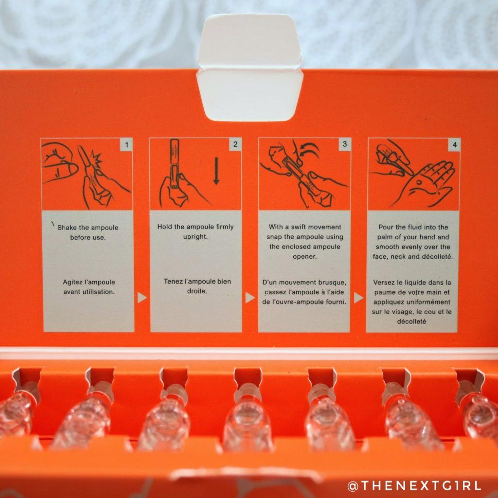 Doctors Formula Brighten Up ampullen gebruiksadvies