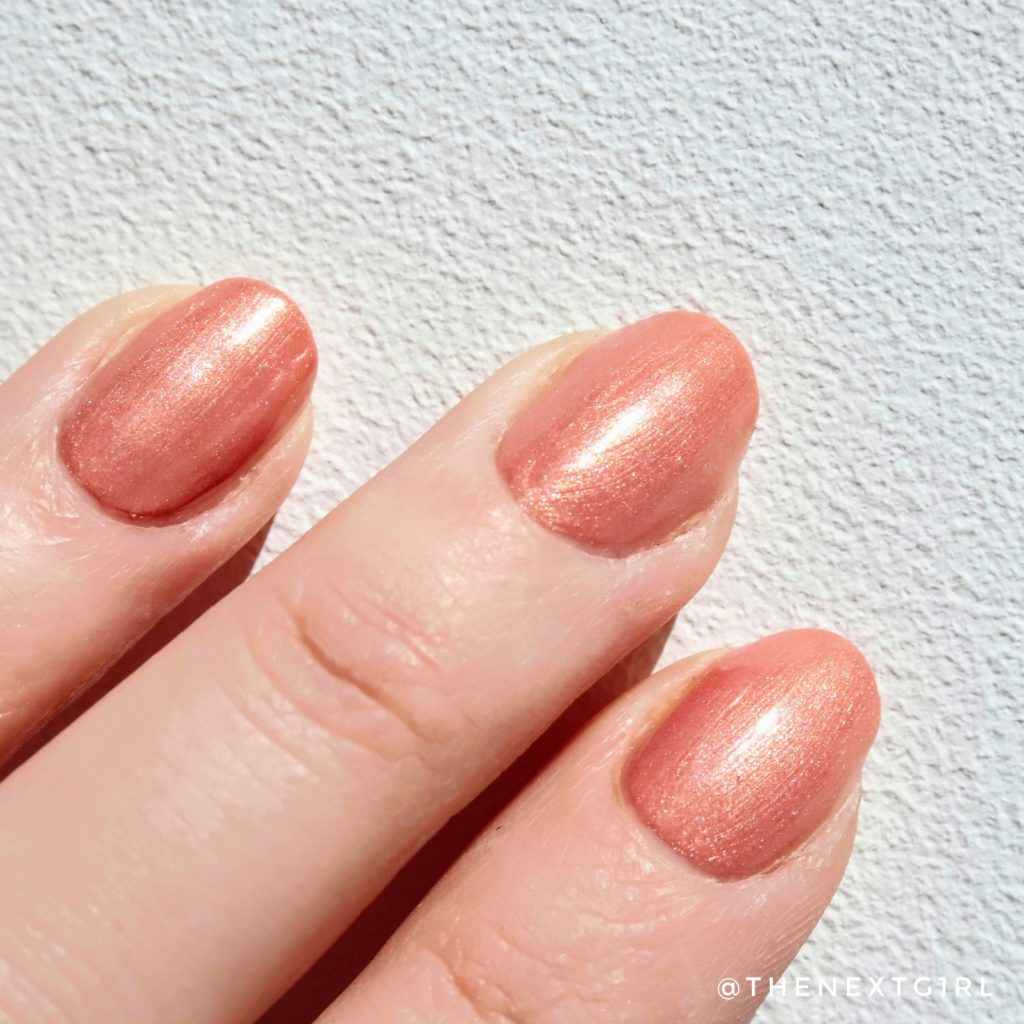 Catrice Minnie Leading Lady nagellak zonlicht shimmers