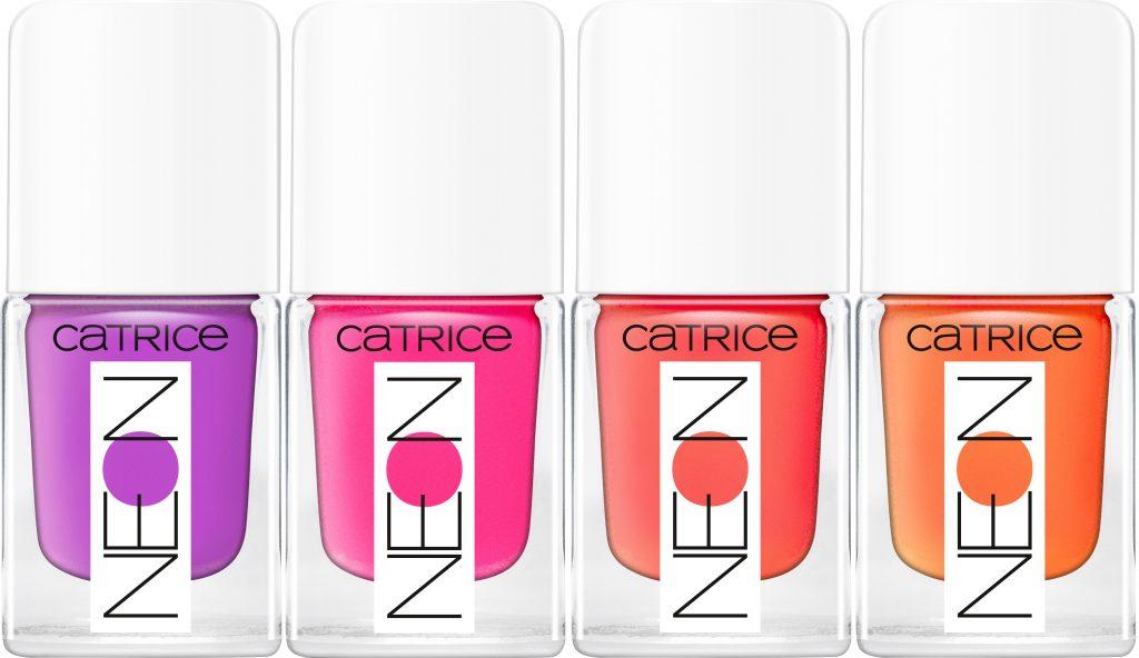 Catrice Neonude Neon nagellak najaar 2020