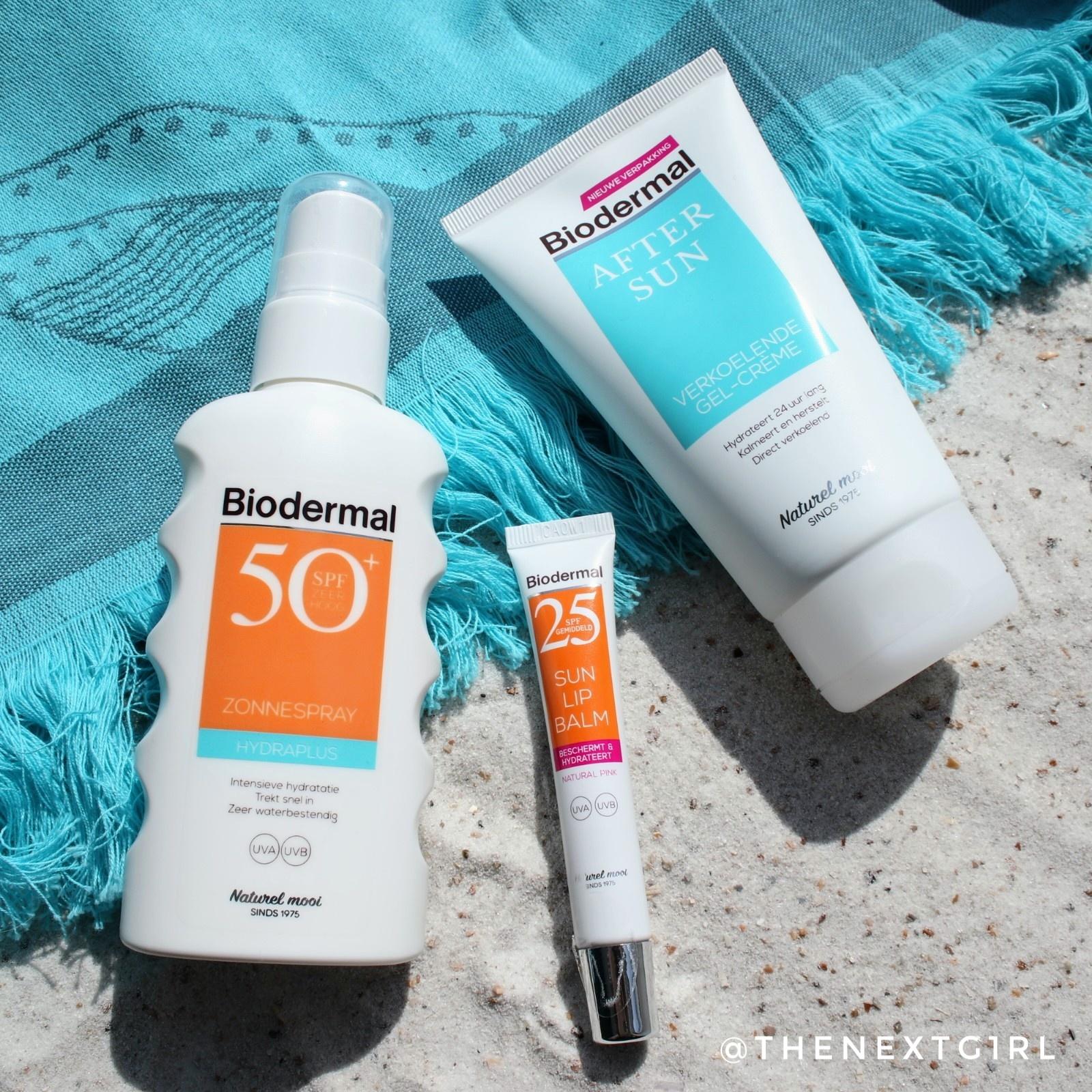 Review: Veilig in de zon met Biodermal