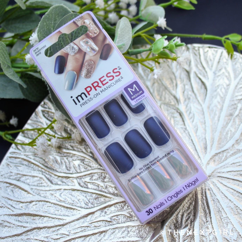 Review: imPRESS press-on manicure