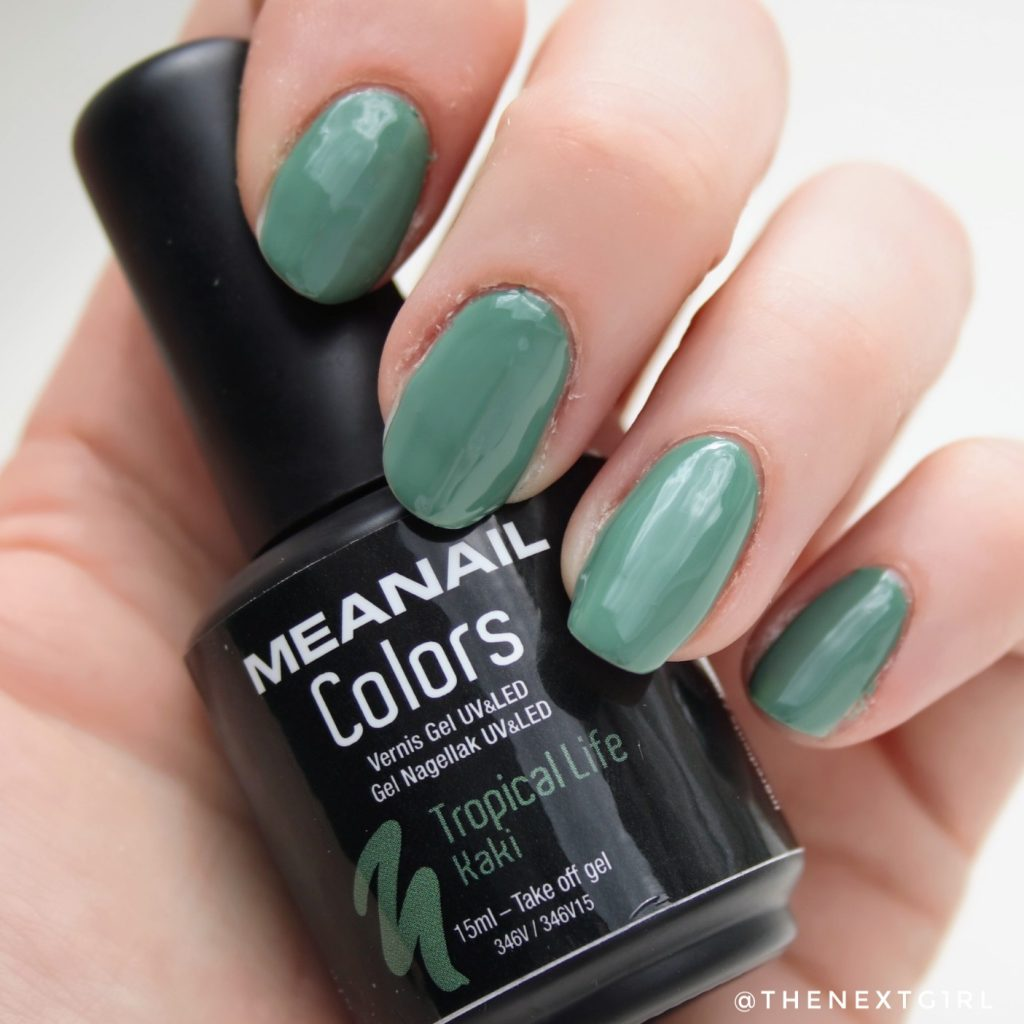 Meanail gel nagellak Tropical Life swatch