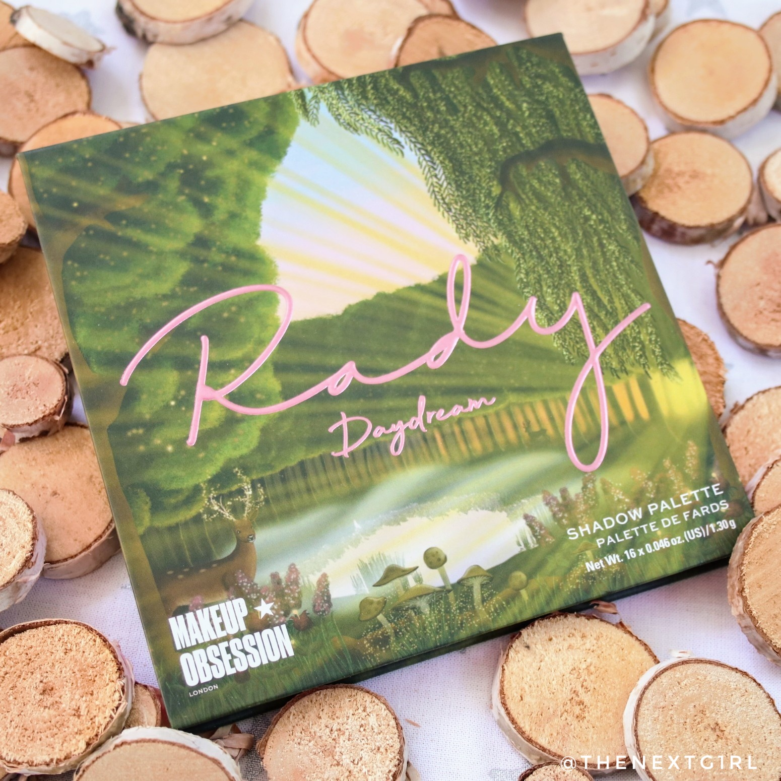 Review: Makeup Obsession x Rady – Daydream