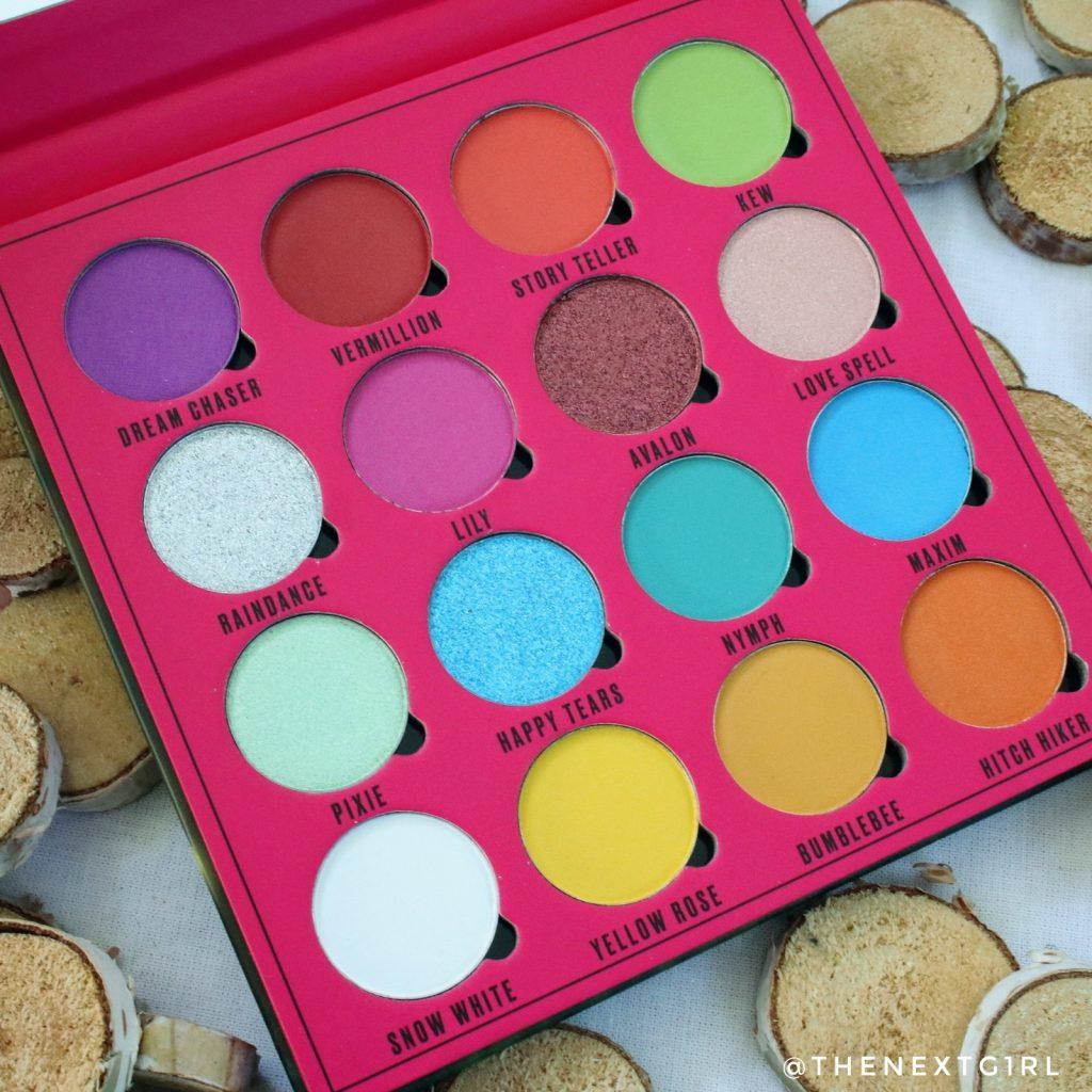 Makeup Obsession Rady kleuren oogschaduw
