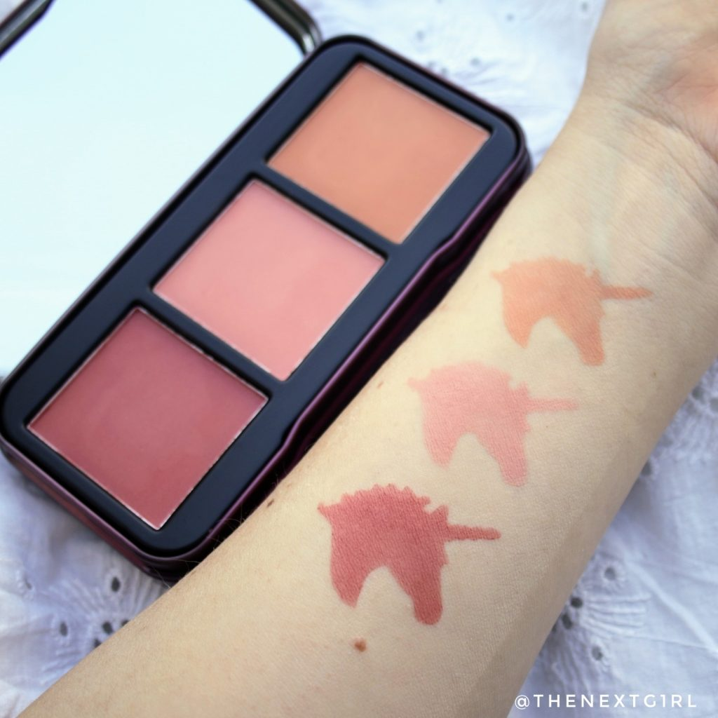 Before Anything Else BAE Hema blushpalette swatches
