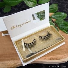 Lashes by Linnie Faux Mink luxury Dahlia