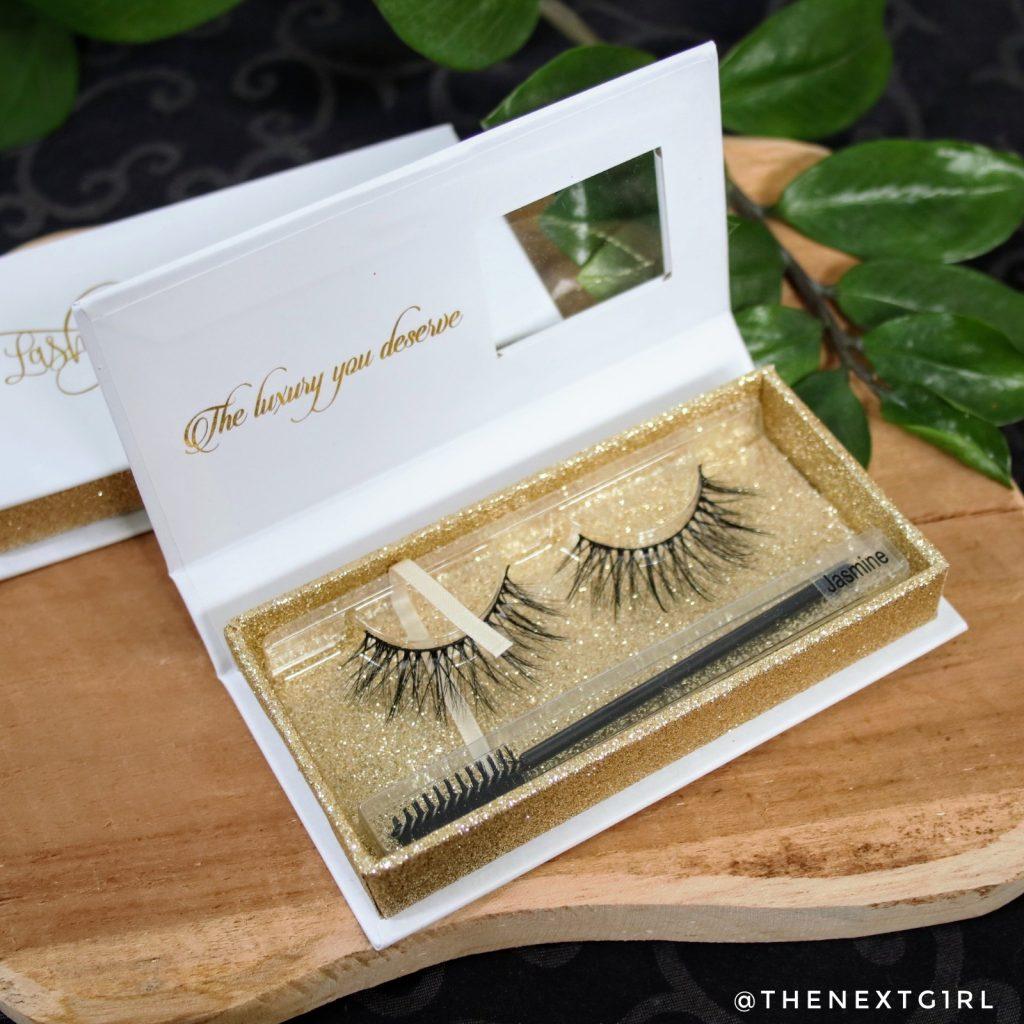 Lashes by Linnie Faux Mink luxury Jasmine