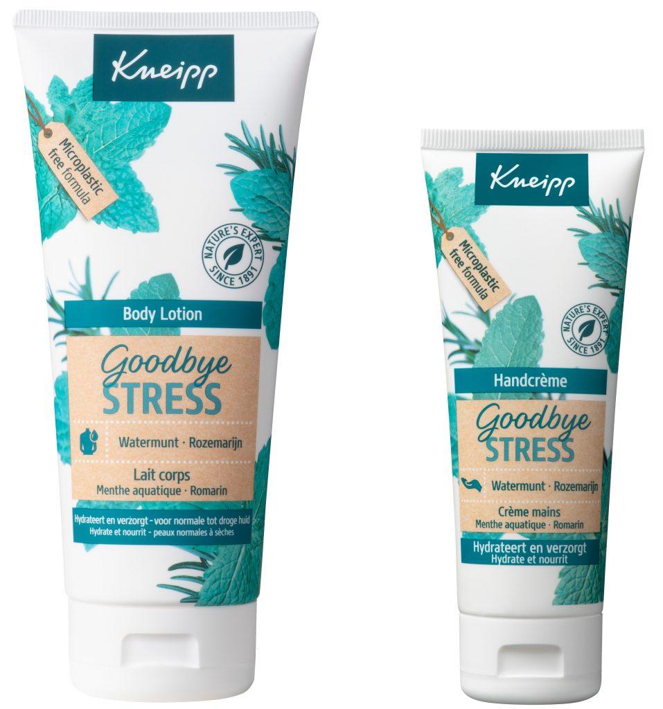 Kneipp Goodbye Stress bodylotion handcreme