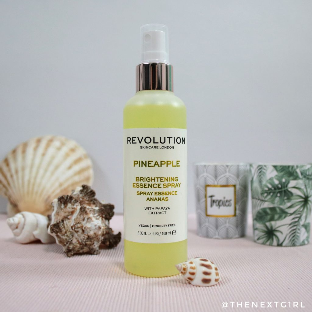 Revolution Skincare Pineapple spray