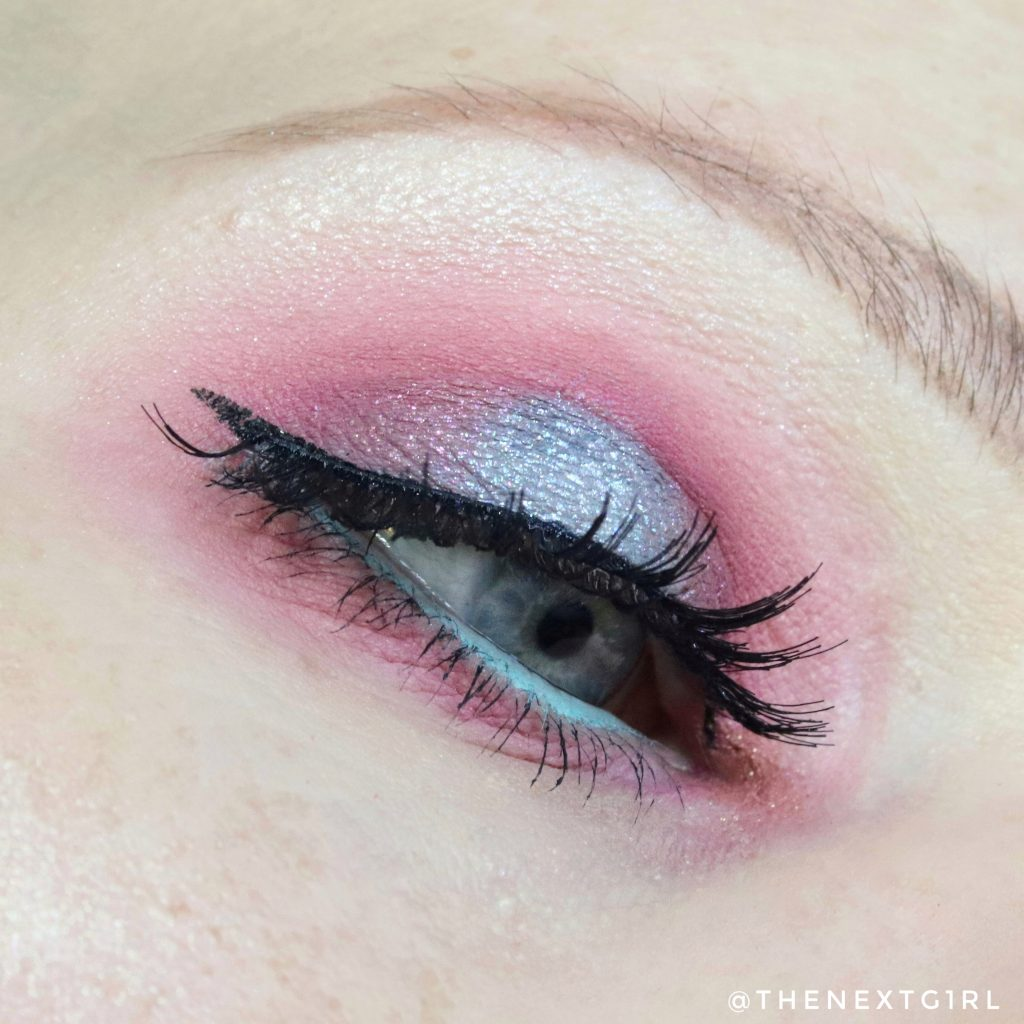 w7 cosmetics Total Eclipse ooglook