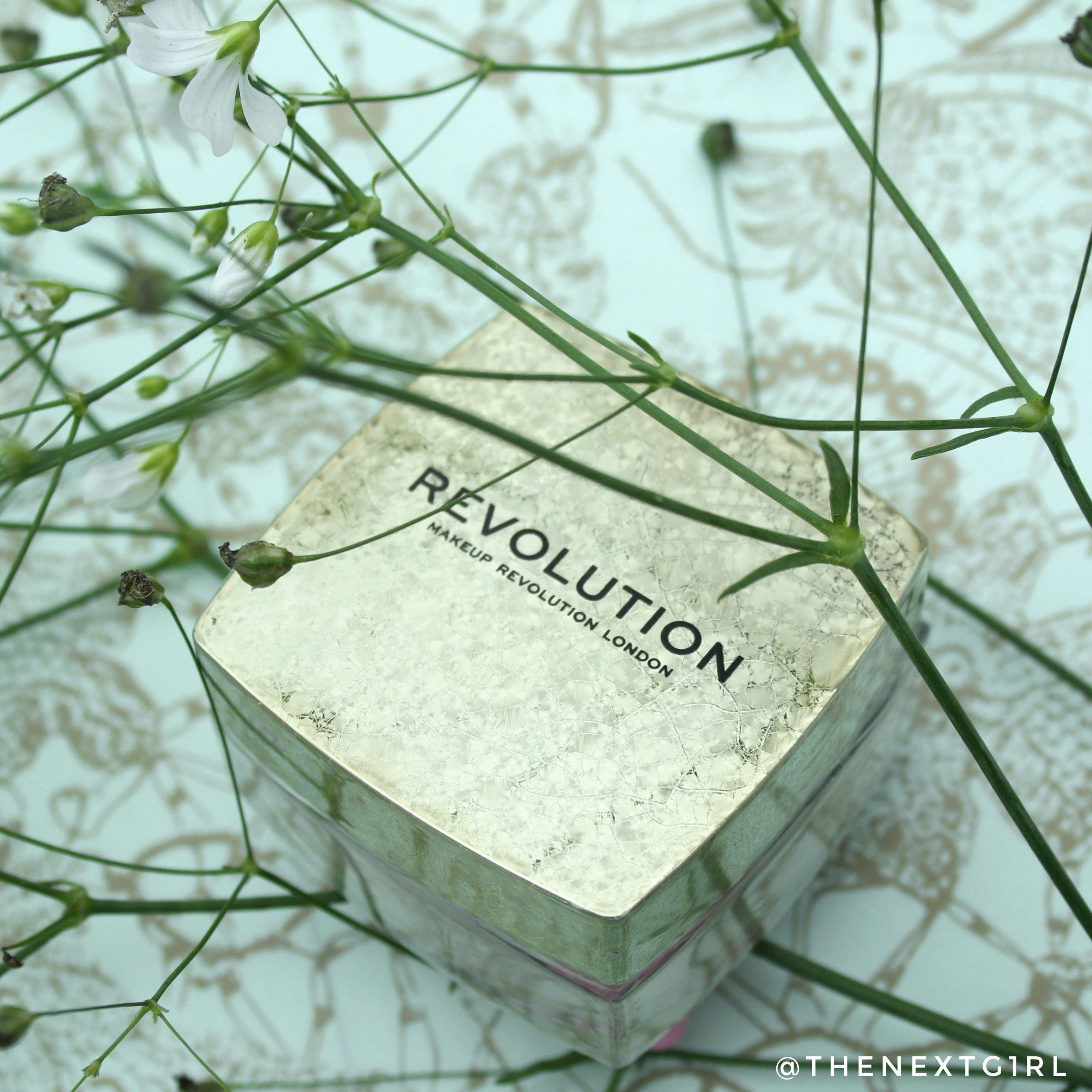 Review: Makeup Revolution Jelly highlighter