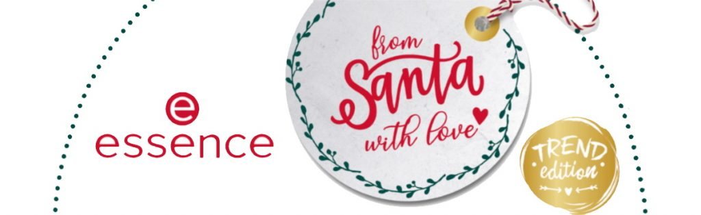 Essence From Santa With Love Limited Edition Kerst 2019