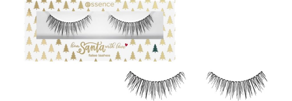 Essence From Santa With Love Limited Edition Kerst 2019 nepwimpers lashes