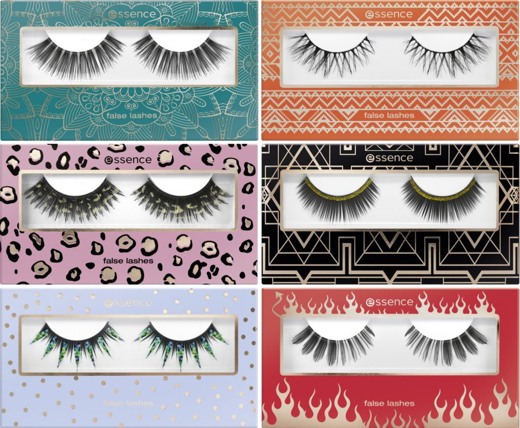 Essence THE PARTY OF MY LIFE false lashes nepwimpers