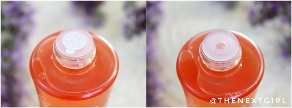 Payot exfoliating essence peeling fles