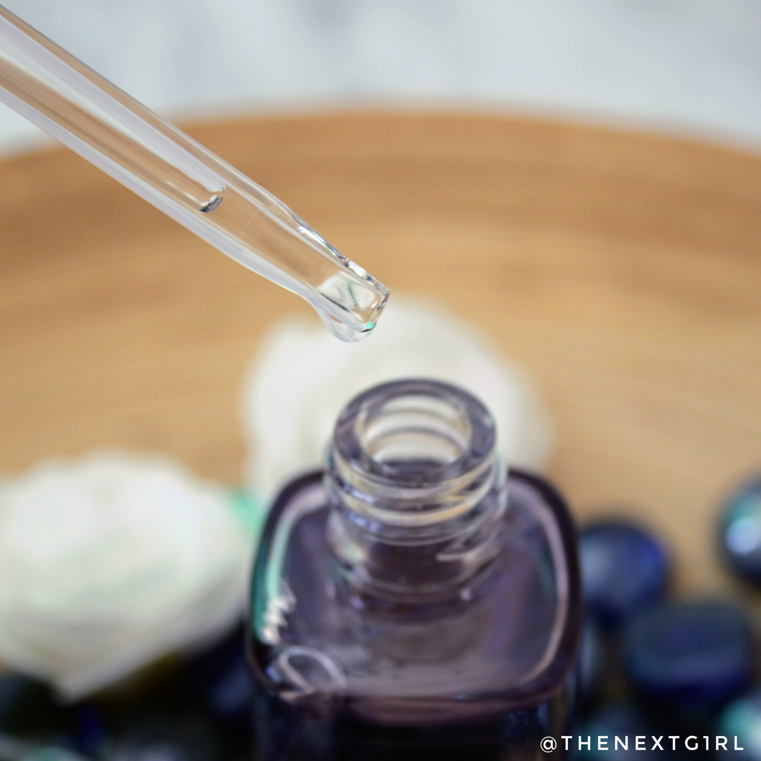 Pipet Revitalift voor aanbrengen serum