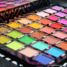 Close-up BPerfect Stacey Marie palette