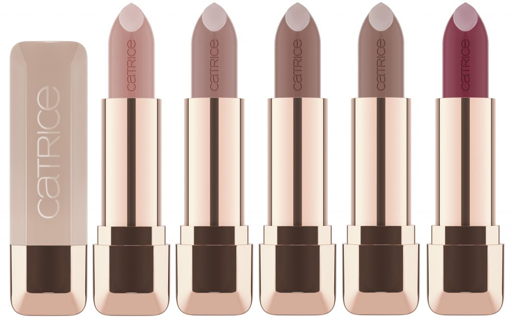 Catrice Full Satin Nude Lipstick kleuren herfst winter 2020