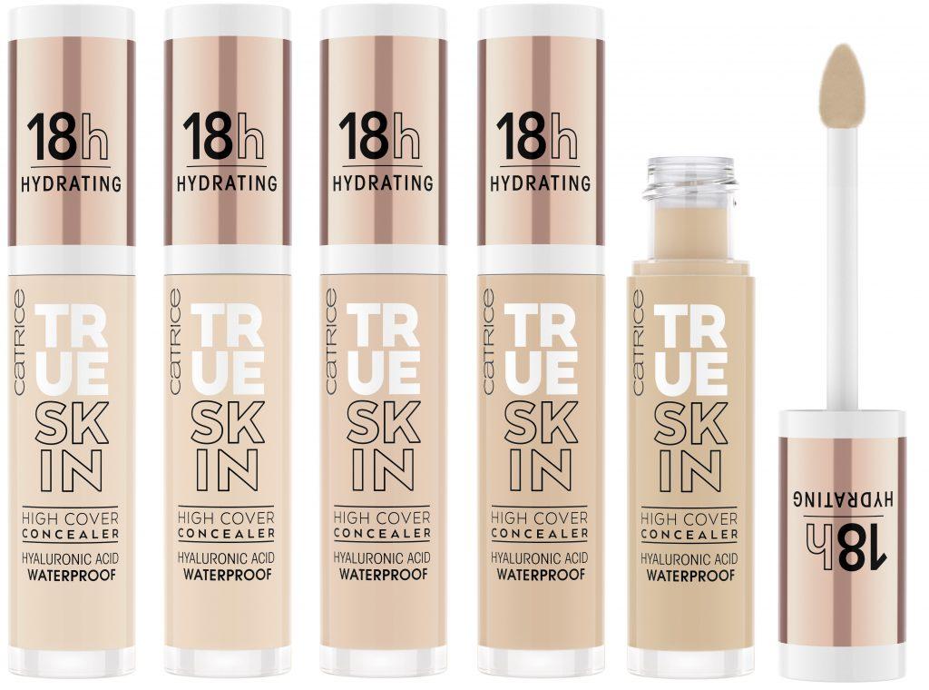 Catrice True Skin High Cover concealer kleuren