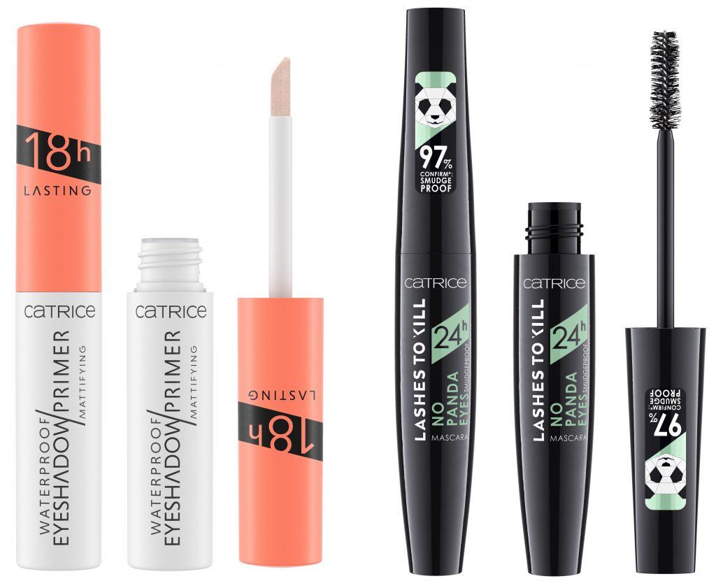 Catrice eyeshadow primer lashes to kill mascara panda 2020