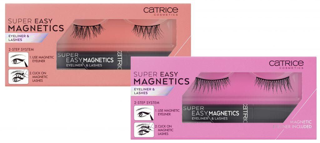 Catrice herfst winter 2020 magnetic eyelashes