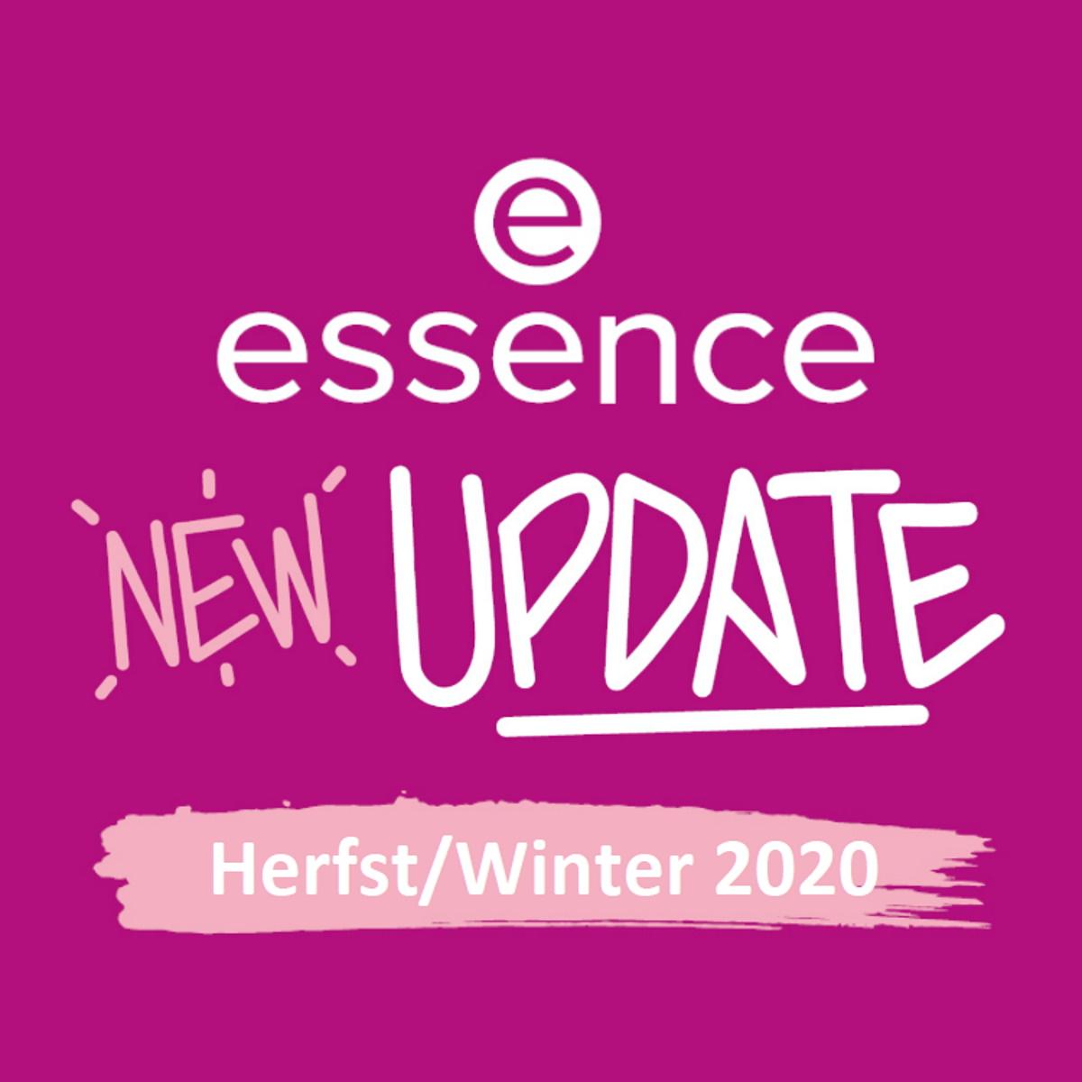 Essence herfst / winter 2020 update