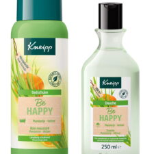 Kneipp Be Happy badschuim douchgel