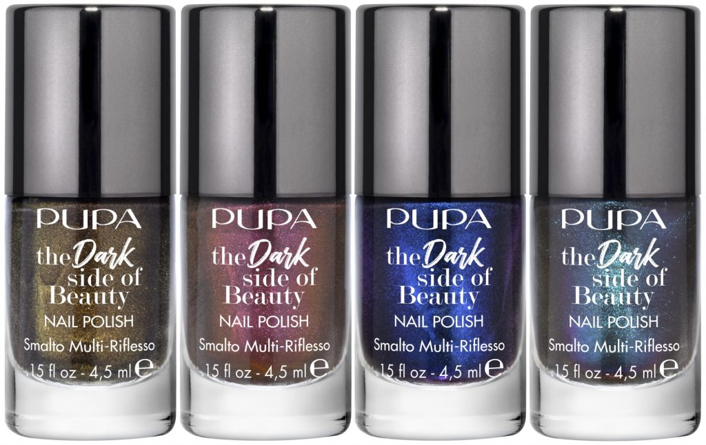 Pupa Milano Dark side of Beauty nagellak 2020