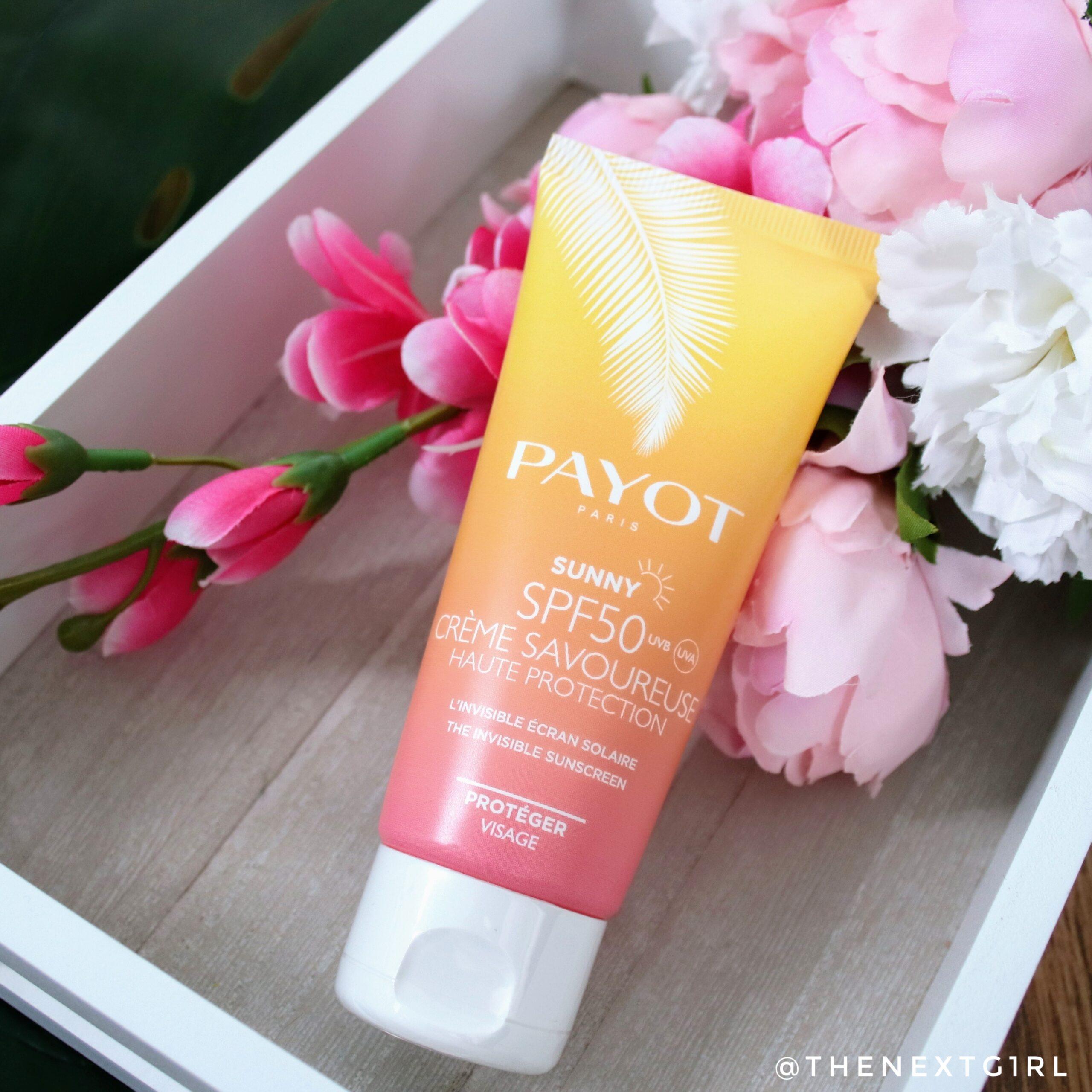 Payot SPF50 Crème Savoureuse gezicht