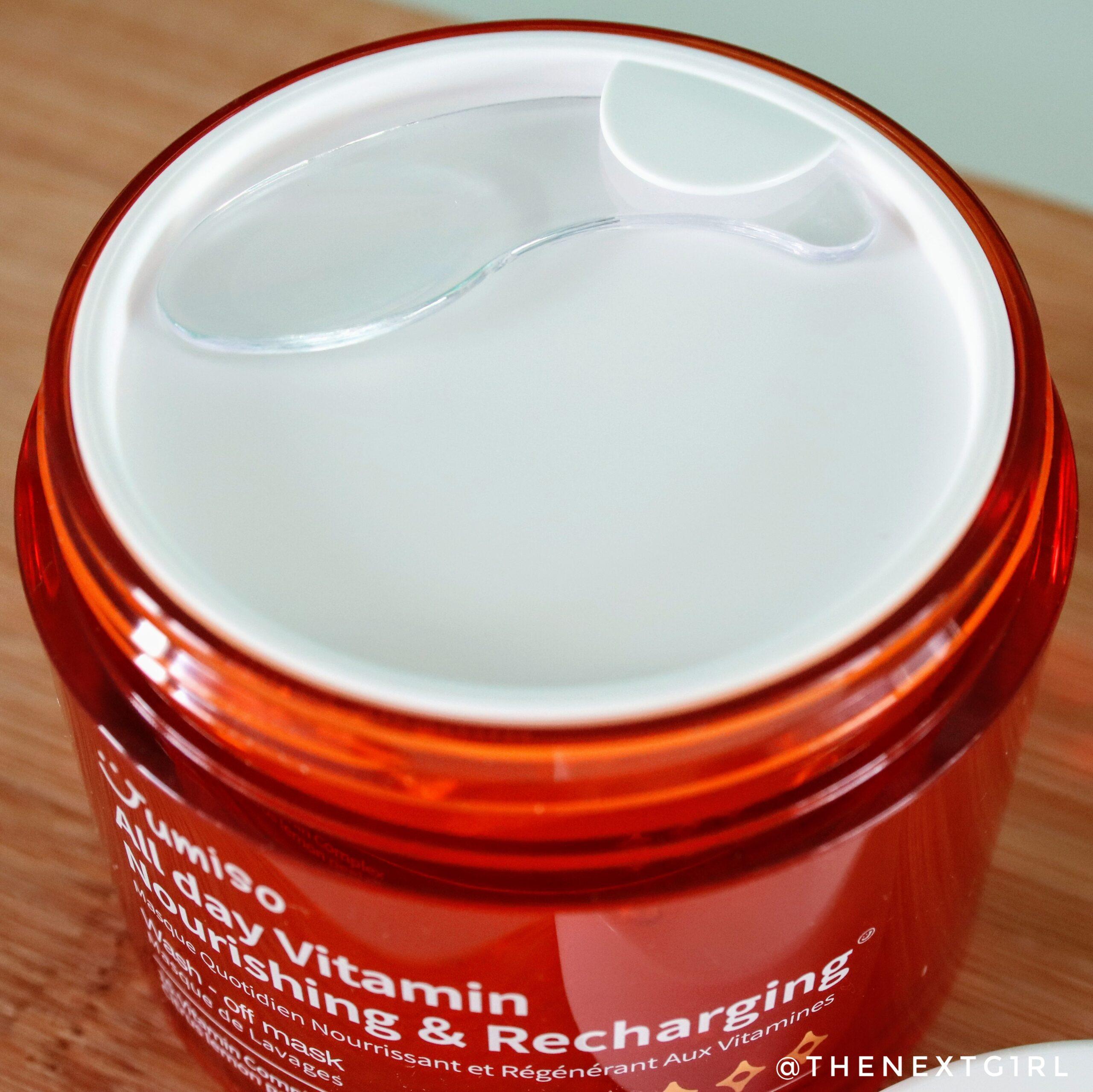 Koreaans gezichtsmasker verzorgend