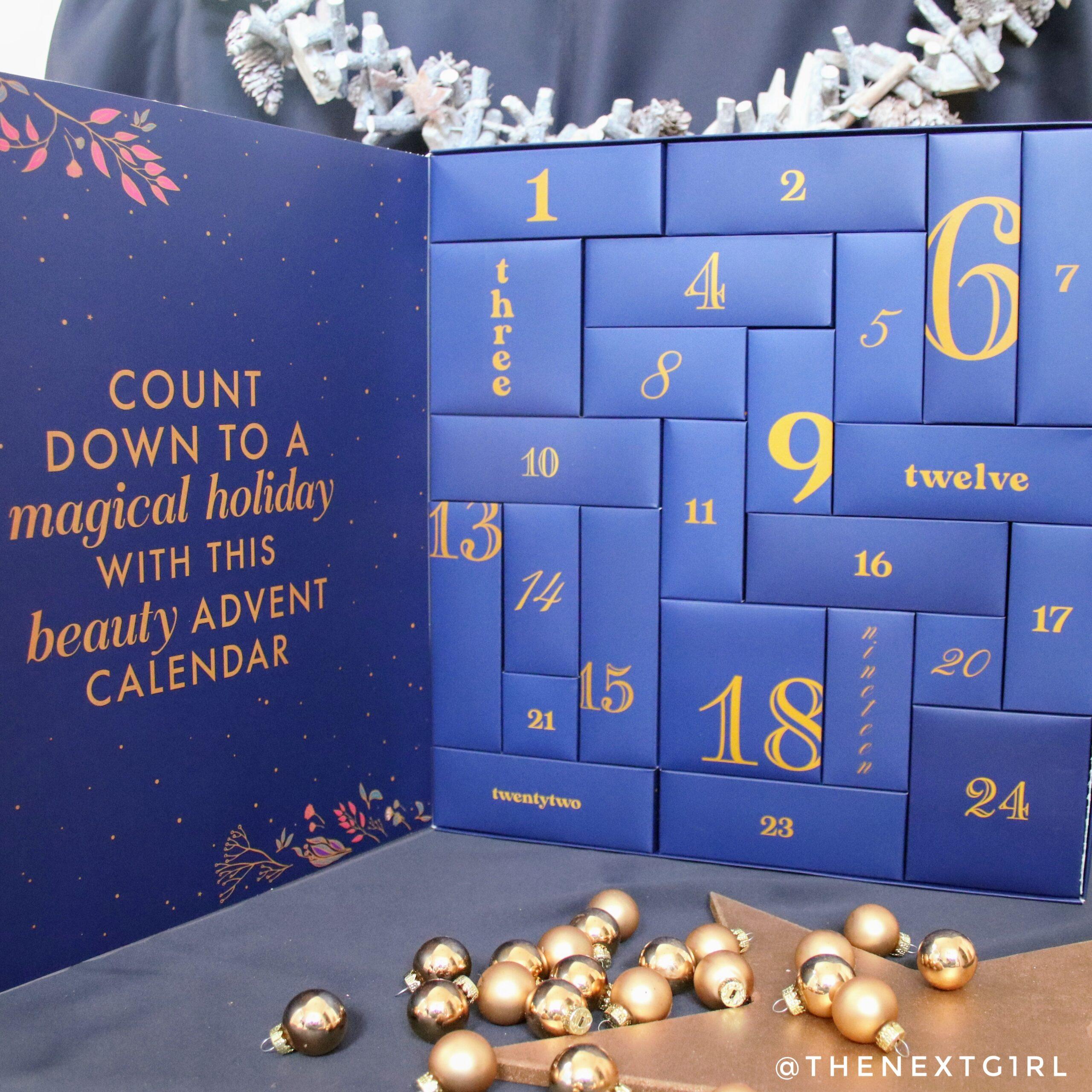Binnenkant Max & More adventskalender 2020 kerstmis