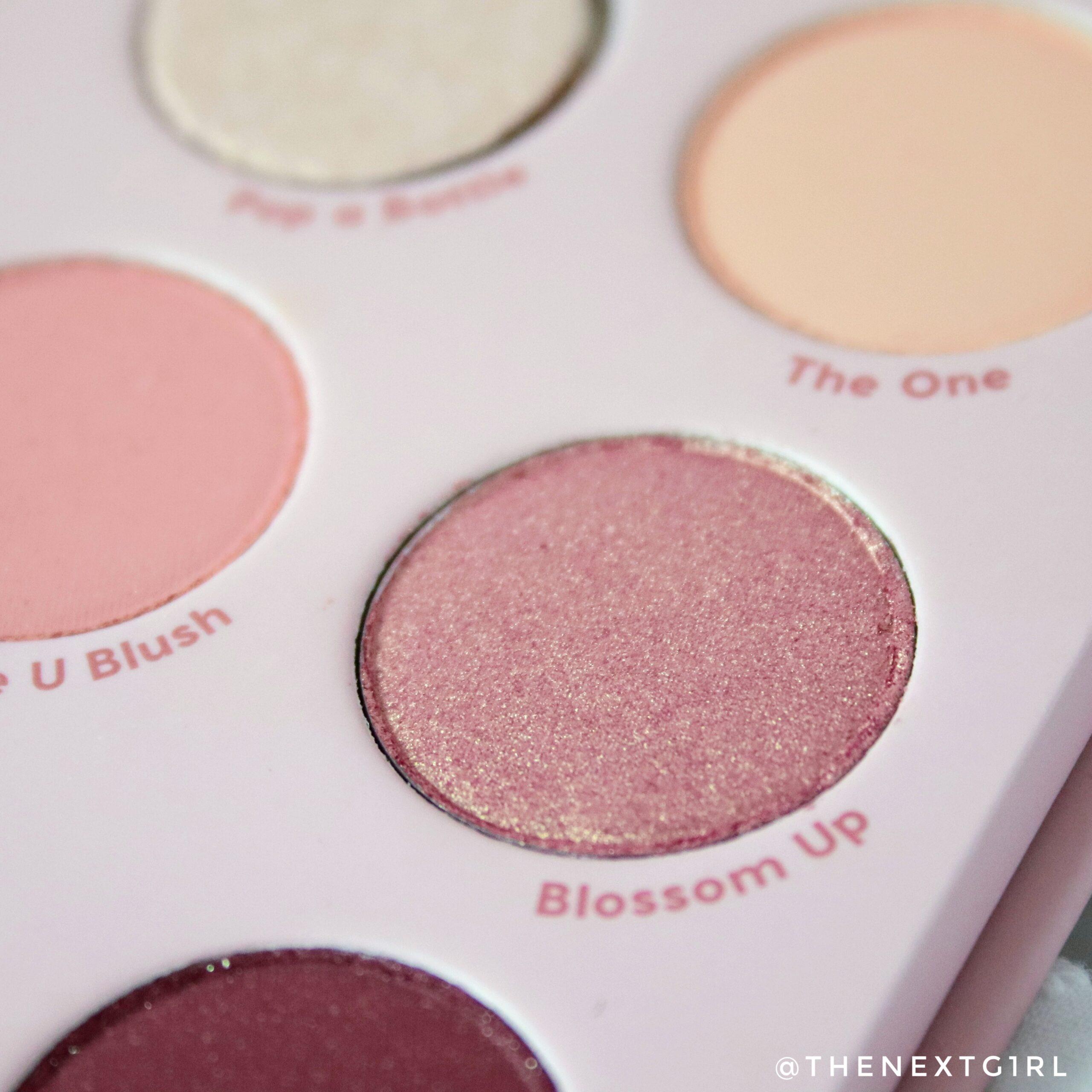Blossom up duochrome shimmer kleur