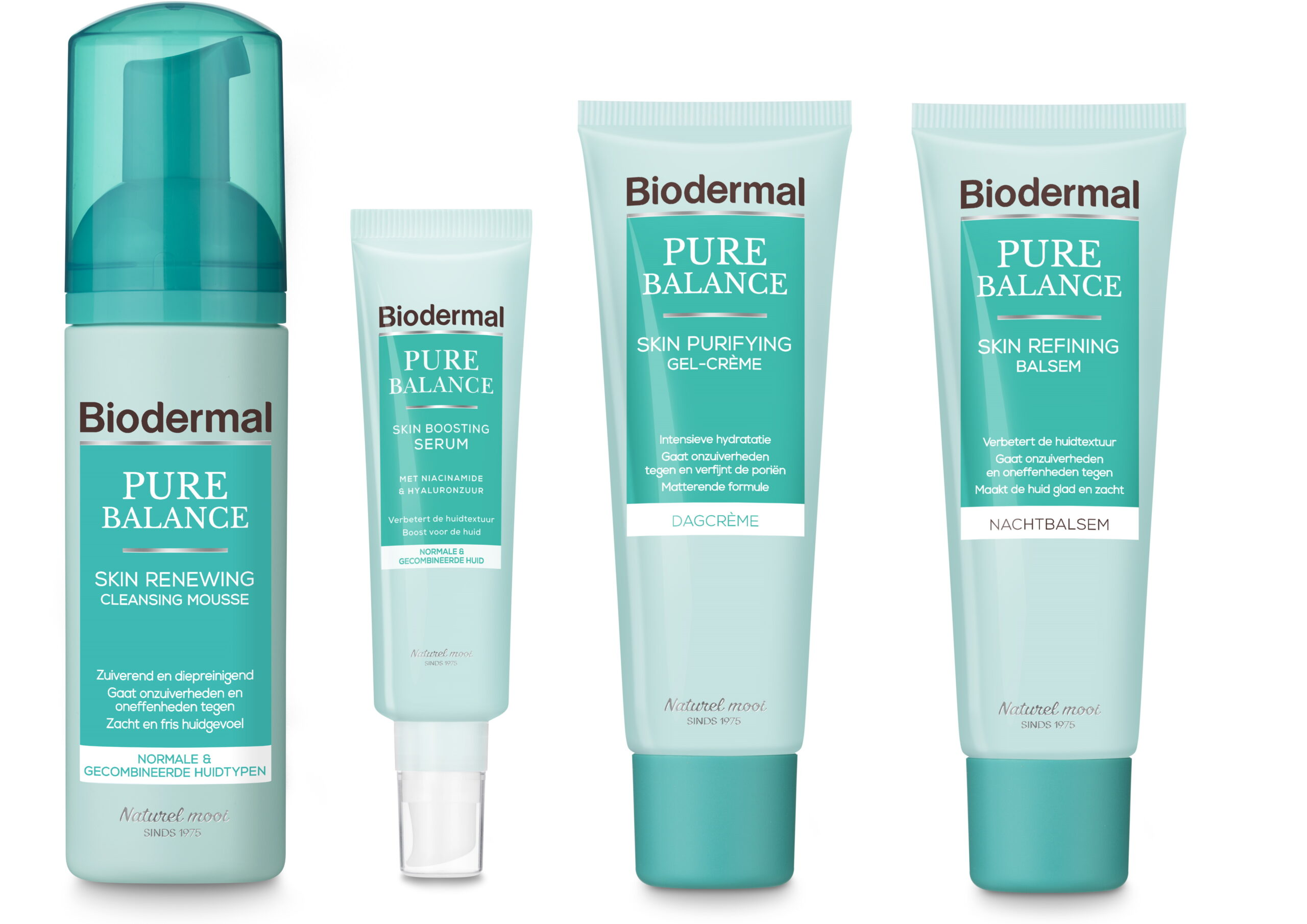 Biodermal Pure Balance productlijn