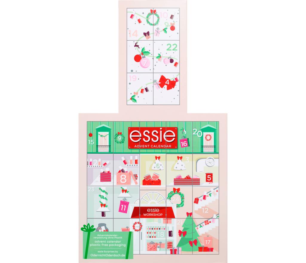 Essie nagellak adventskalender 2020